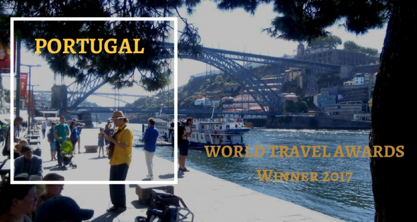 World Travel Awards Portugal the best 2017
