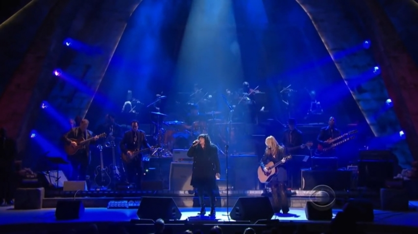 Tributo aos Led Zeppelin, promovido por The Kennedy Center em 2012