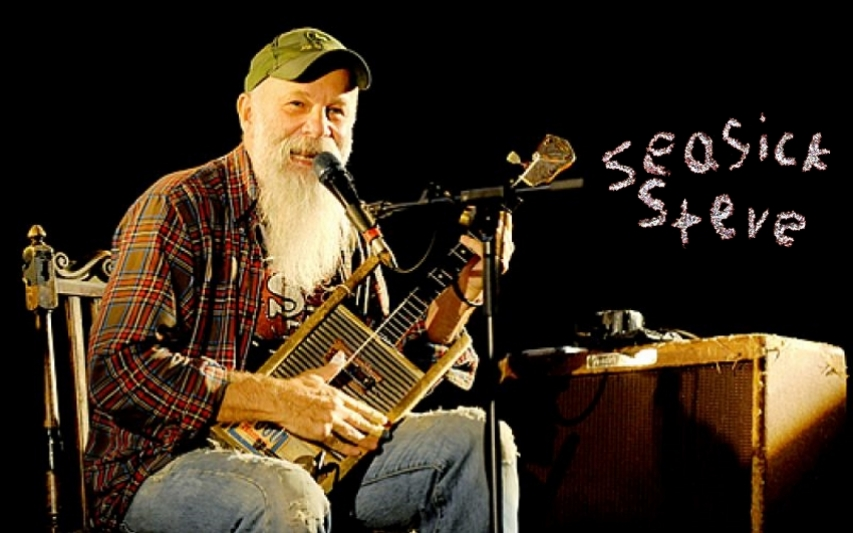 Seasick Steve, musica intemporal -  by-david-oliveira